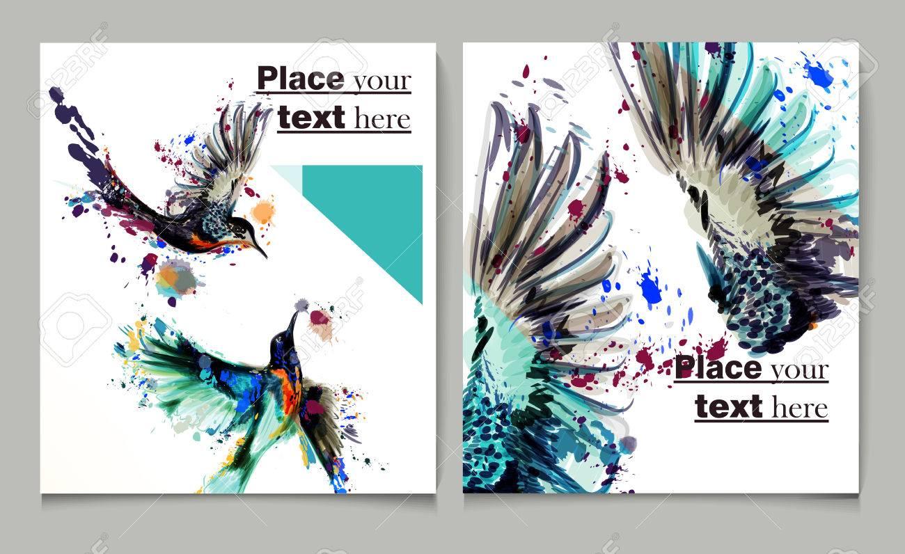 Geschäftsbericht Broschüre Flyer Design-Vorlage Vektor Abdeckung ...