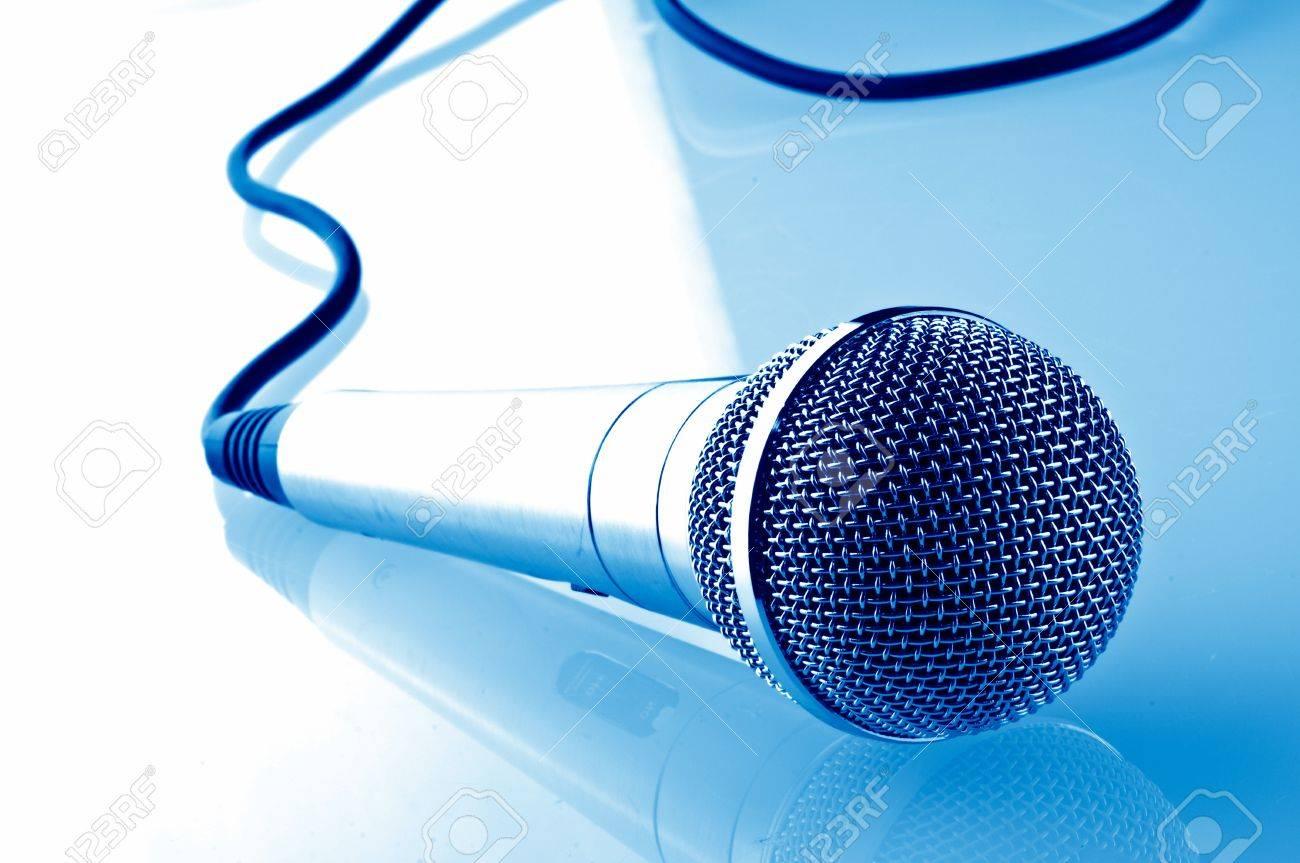 Microphone/ Stock Photo - 4293805