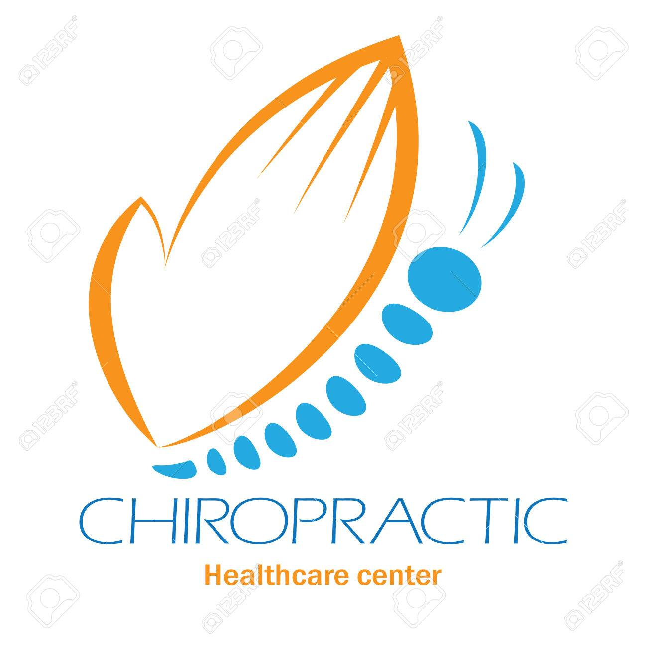Chiropractic clinic with butterfly symbol of hand and spine chiropractic clinic with butterfly symbol of hand and spine stock vector 62282587 biocorpaavc Image collections
