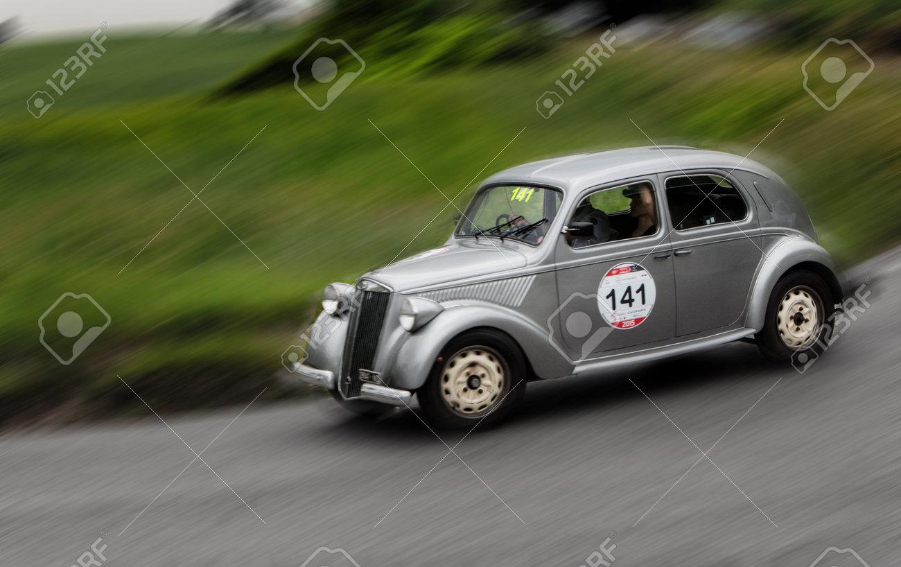 Lancia Ardea 1939 Thousand Miles In 2015 Italy History Vintage ...