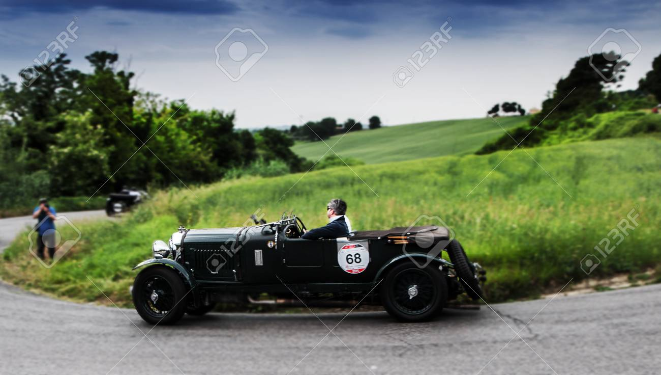 BENTLEY 4 5 Litre Supercharged 1930