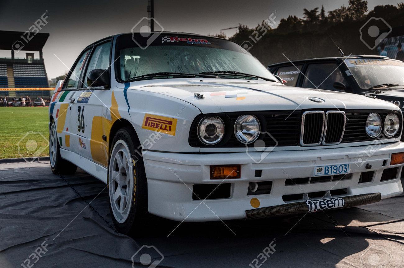 Bmw M3 E30 1987 Old Racing Car Rally