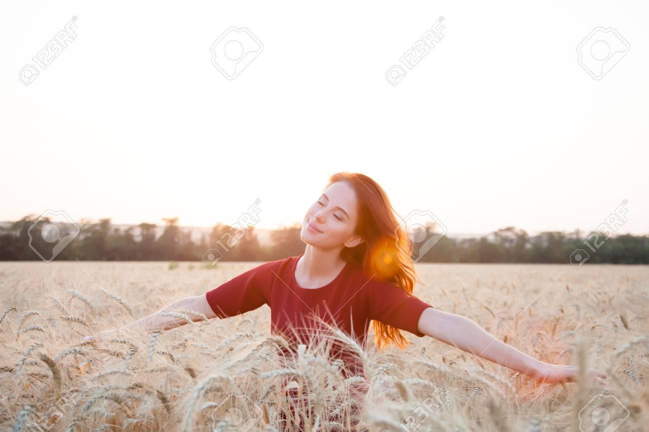 Фото счастливых рыжих девушек