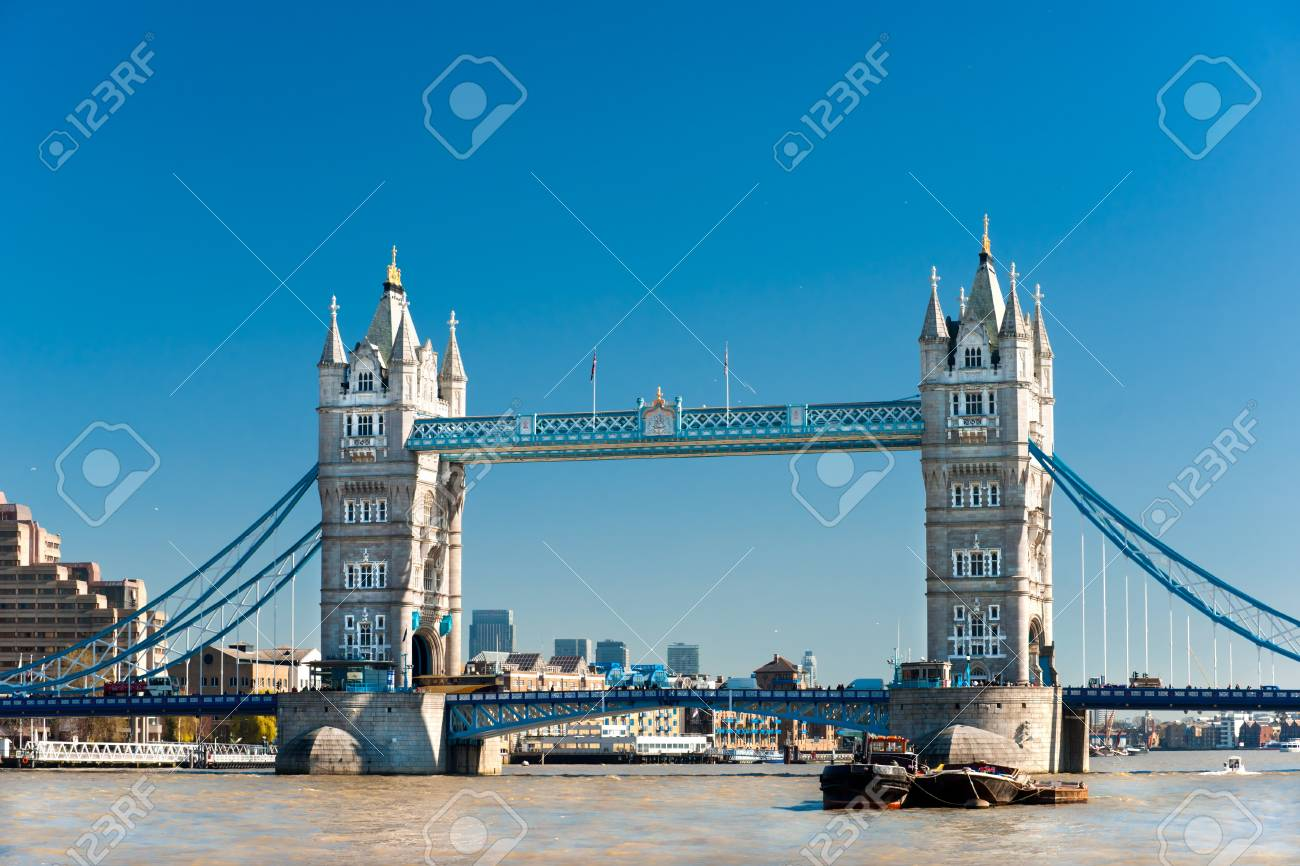 Tower Bridge, London, UK Stock Photo - 9196994