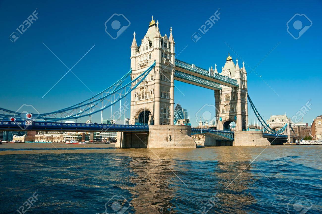 Tower Bridge, London, UK Stock Photo - 9197139