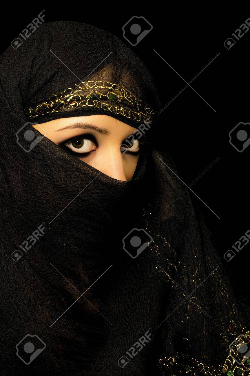 An image of arabian girl Stock Photo - 16644474