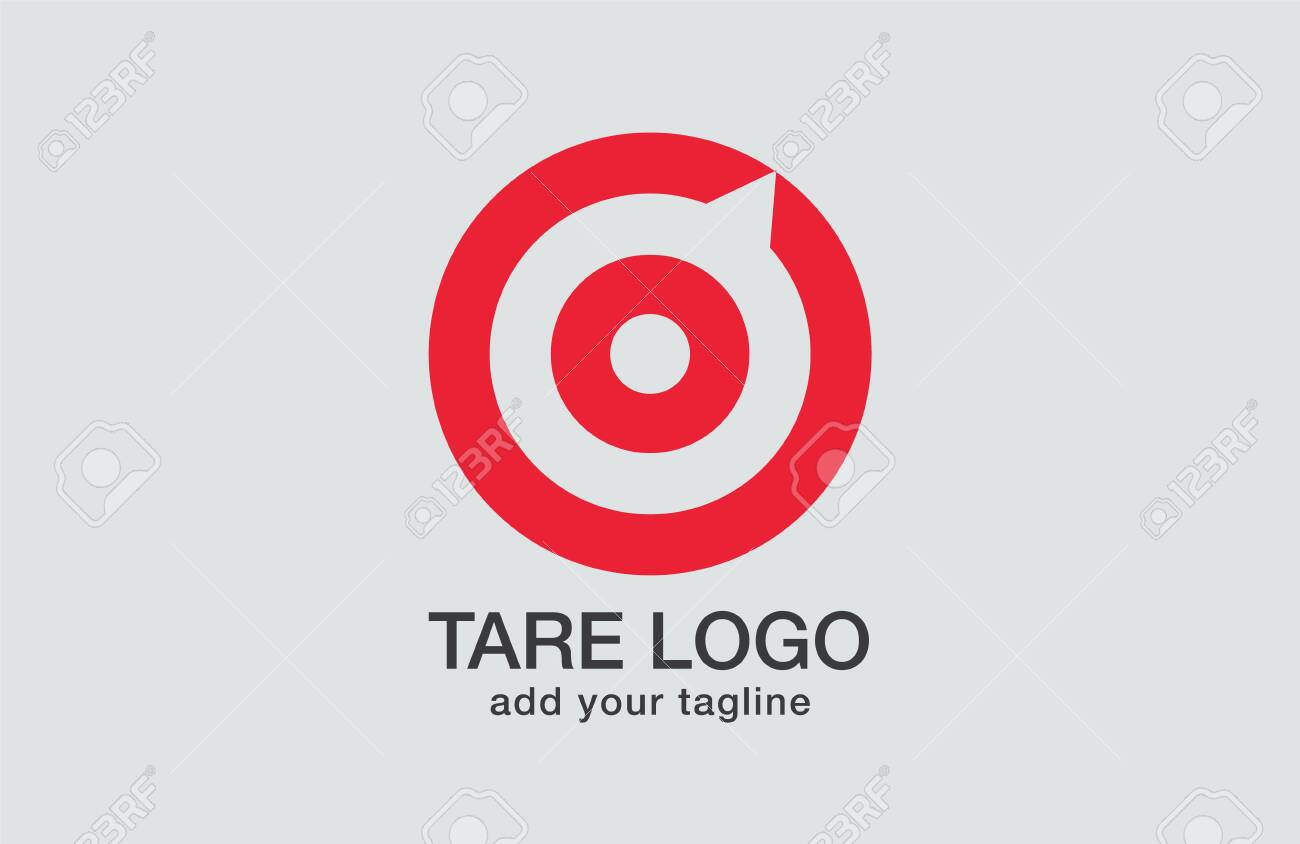 target icon design on grey background the icon represents red royalty free cliparts vectors and stock illustration image 137131140 target icon design on grey background the icon represents red