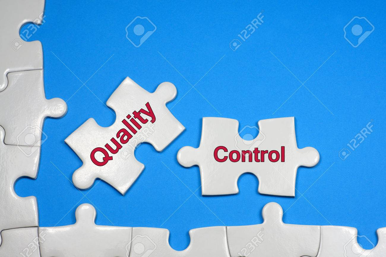 another word for quality control