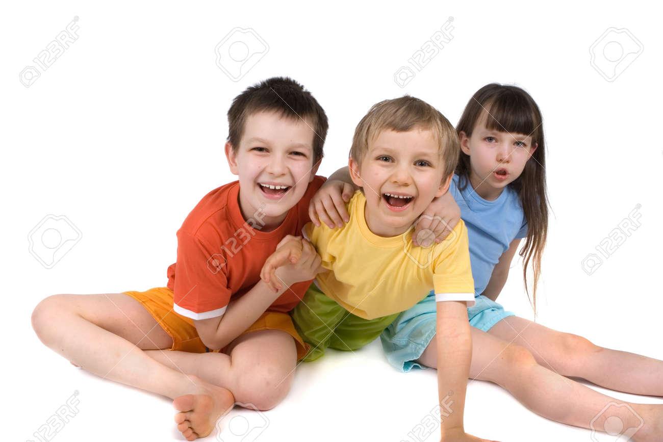 happy children Stock Photo - 870663