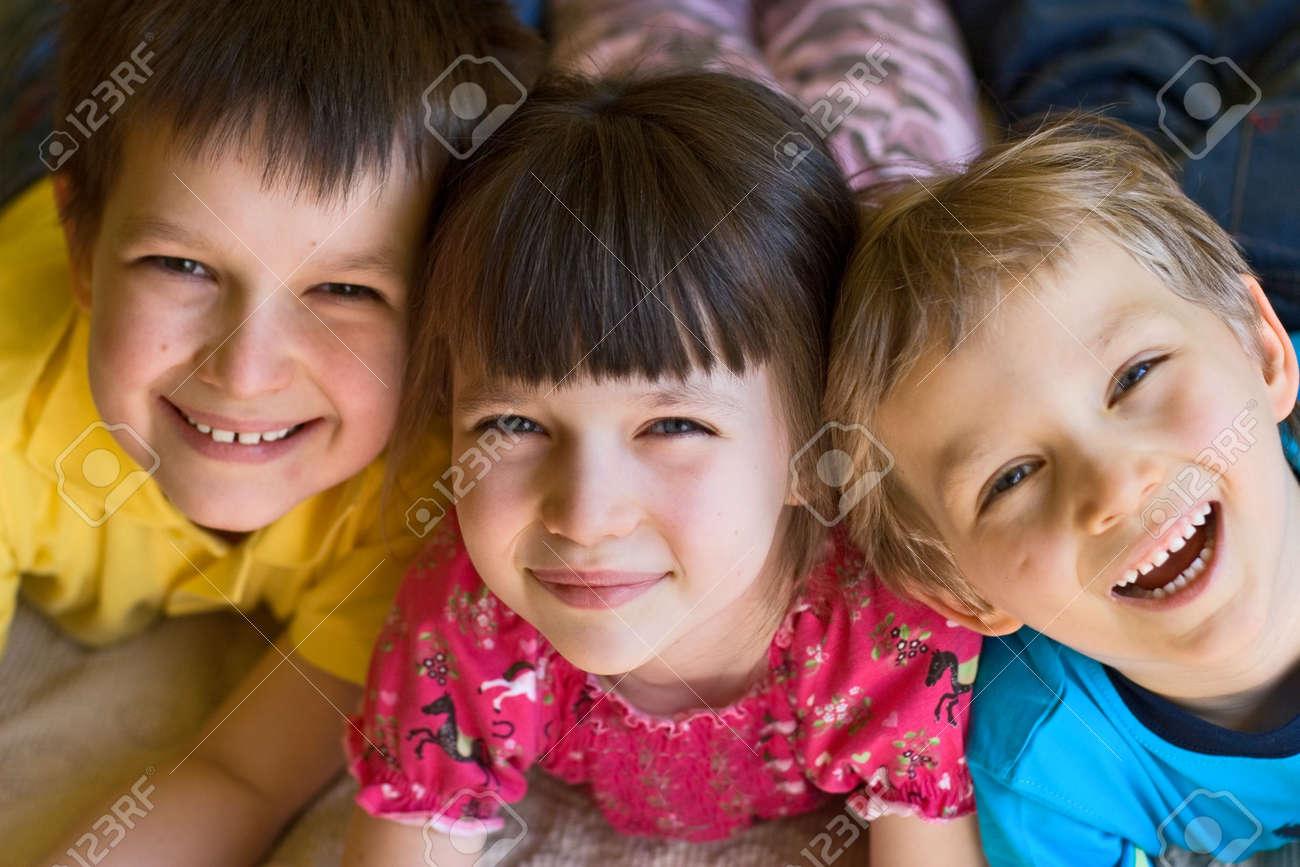 happy children Stock Photo - 870680