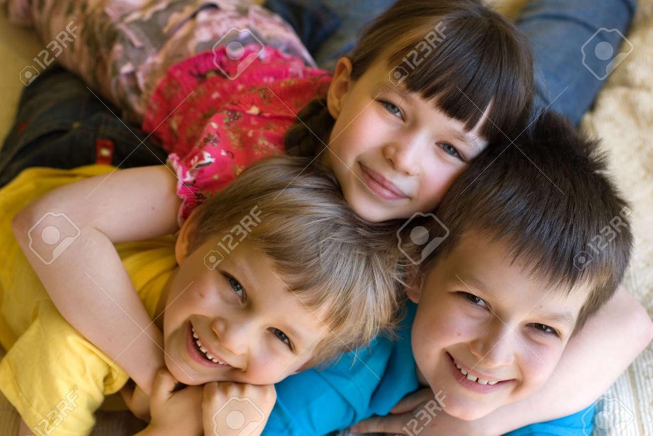 children at home Stock Photo - 870695