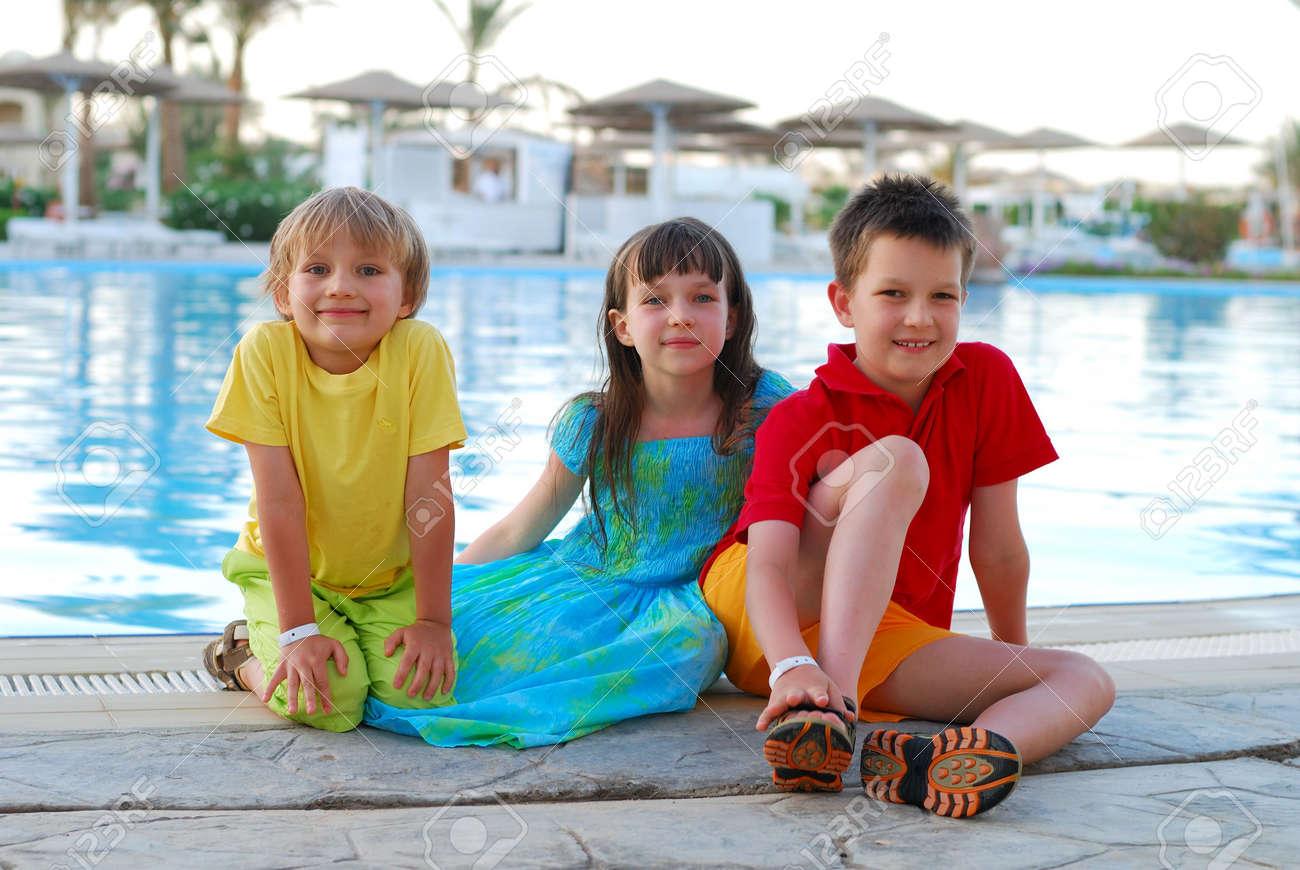 happy kids Stock Photo - 1290111