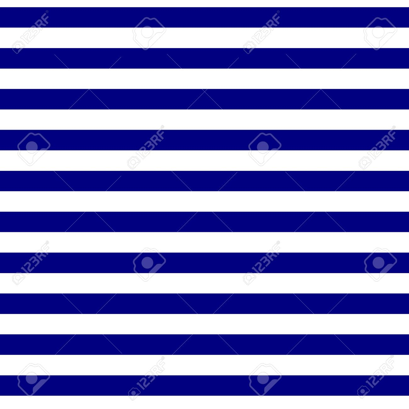 Seamless geometric horizontal striped pattern. Abstract background. Blue and white stripes. Modern navy blue stripes background. Tileable wallpaper pattern - 58646614