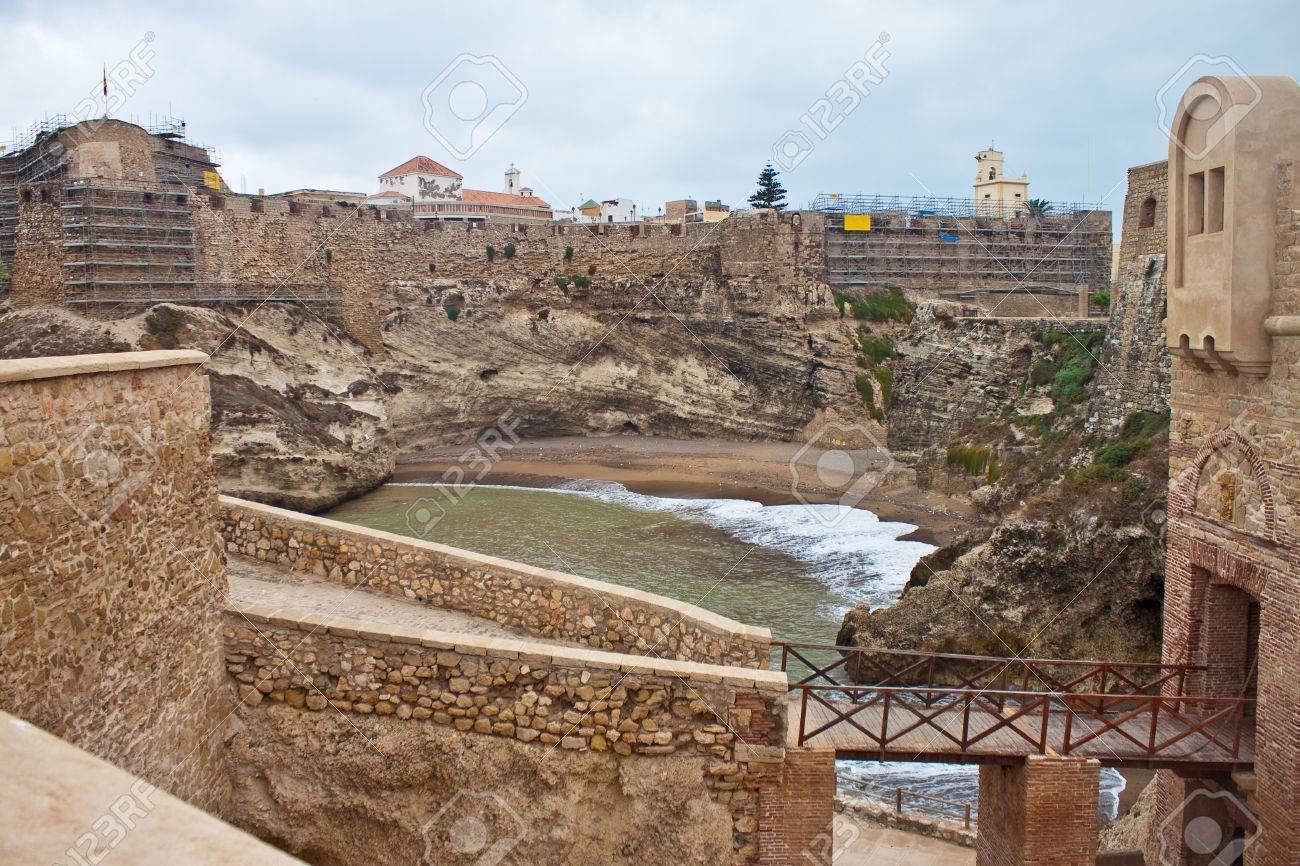 Fortress in Melilla, Spain - 34309827