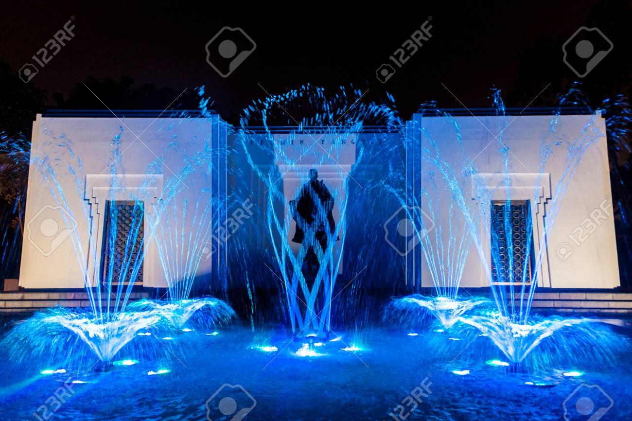Circuito Magico Del Agua : El circuito magico del agua park with a series of different