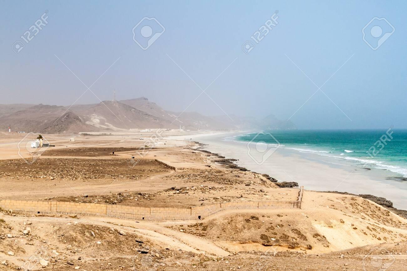 Mughsail beach, Oman - 122323298
