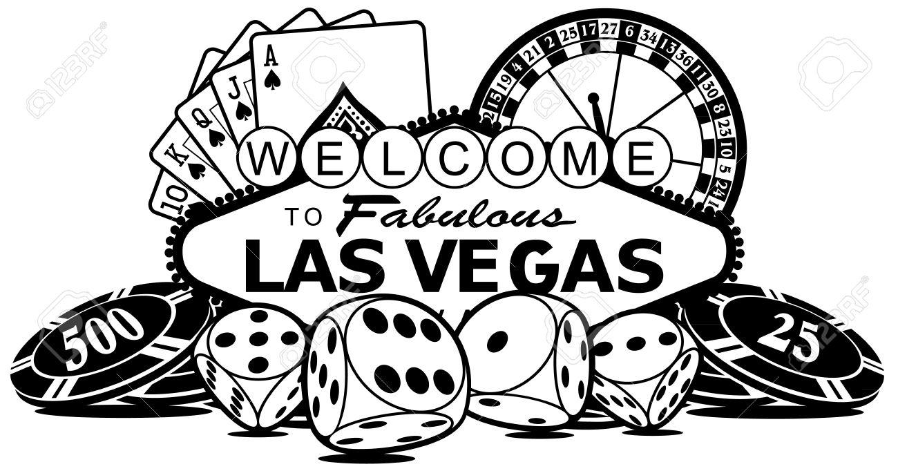 Las Vegas Vector - 71884500
