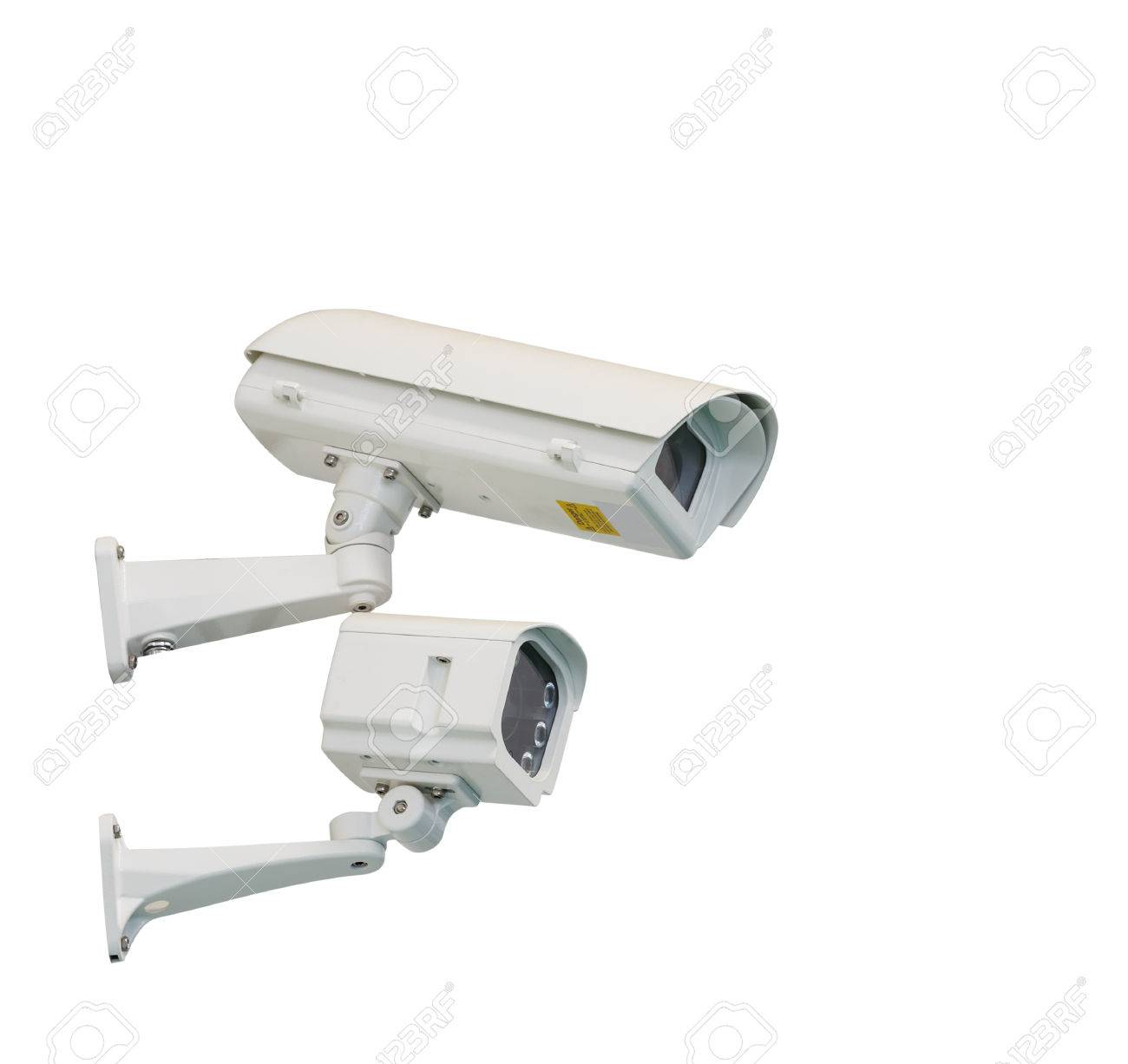 Isolated cctv camera and infrared lamp with clipping path stock isolated cctv camera and infrared lamp with clipping path stock photo 40975921 aloadofball Images