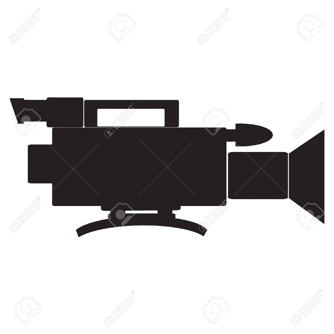 black outline video camera clip art. video camera pictures clip ...