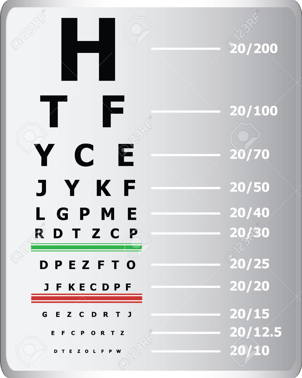 Eye sight test chart or snellen chart stock photo picture and eye sight test chart or snellen chart stock photo 47358617 nvjuhfo Images