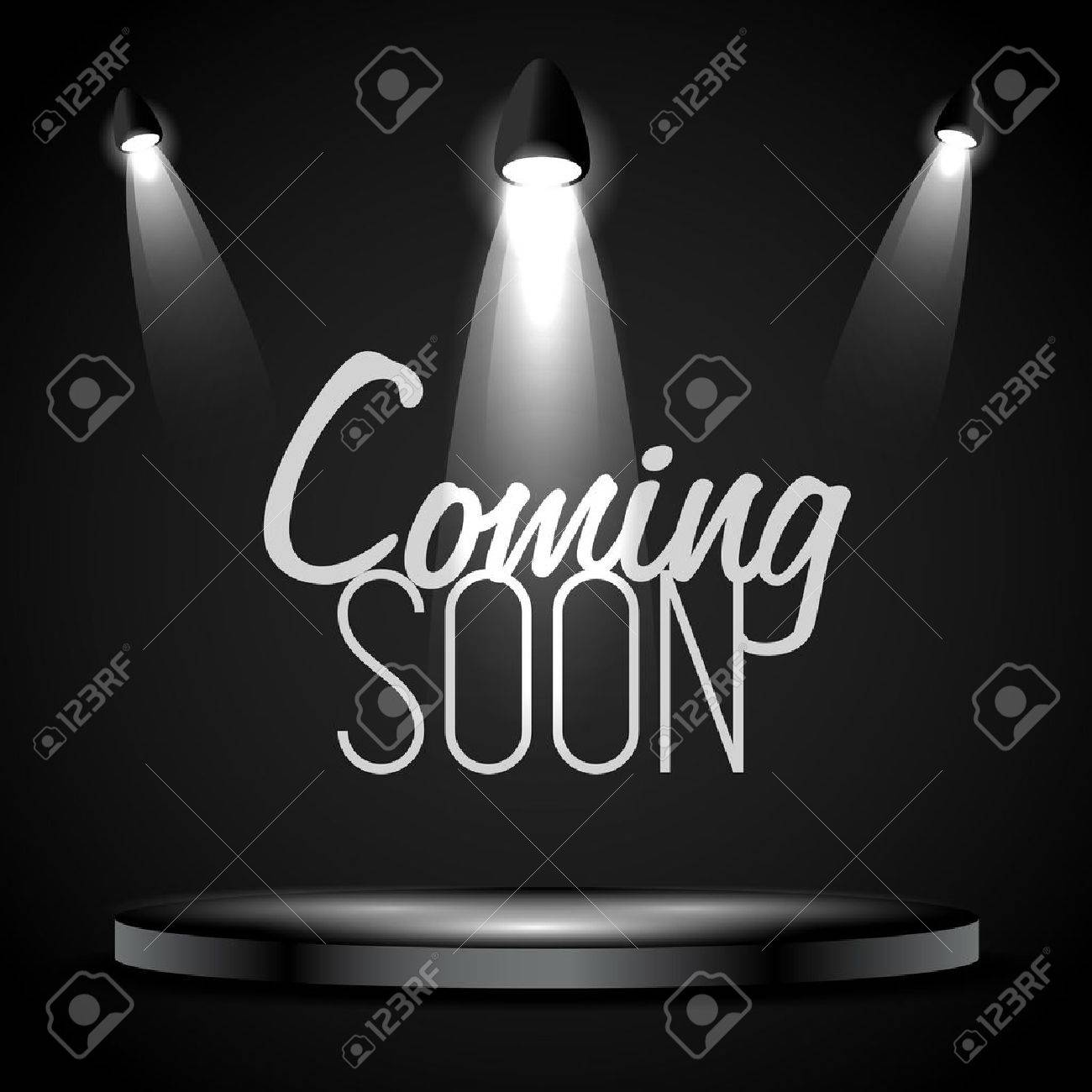 Coming Soon, Sale Poster, Illustration Royalty Free Cliparts ...