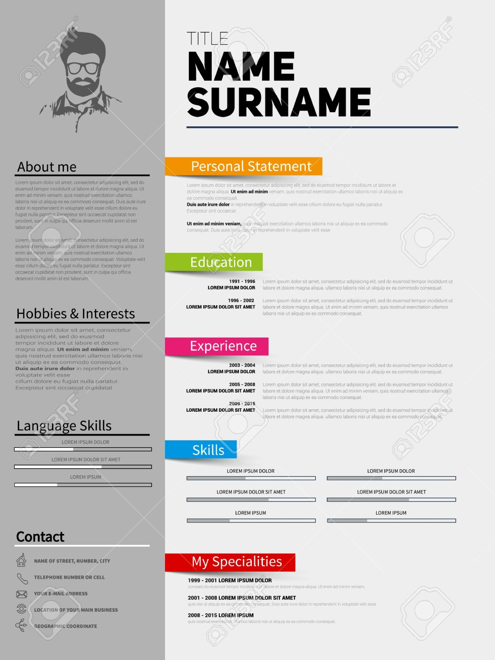 Simple Design Resume Nmdnconference Example Resume And Cover