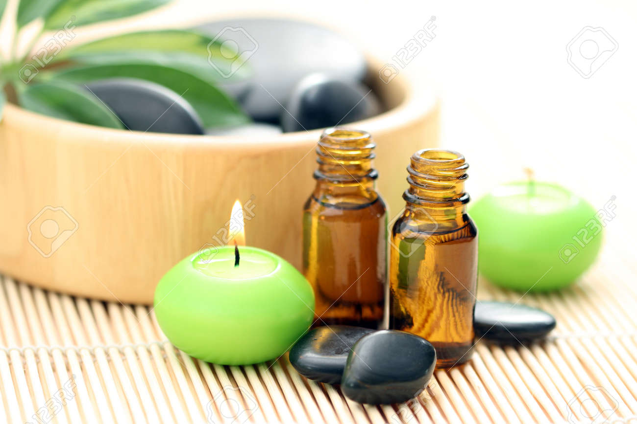 Spa And Wellness - Massage Accessories - Pebbles And Essential ...