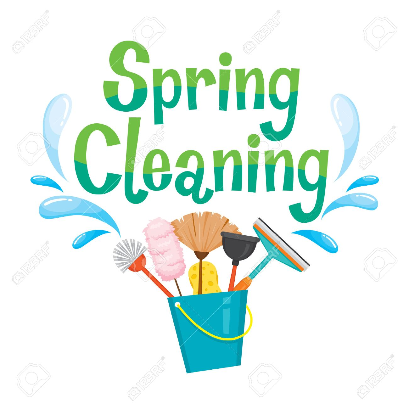 Image result for spring cleaning