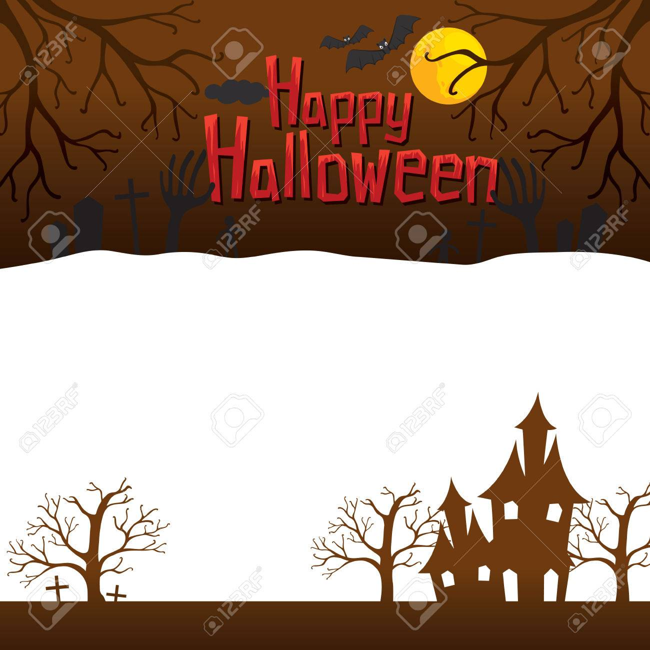 Happy Halloween Background, Mystery, Holiday, Culture, October, Decoration,  Fantasy,