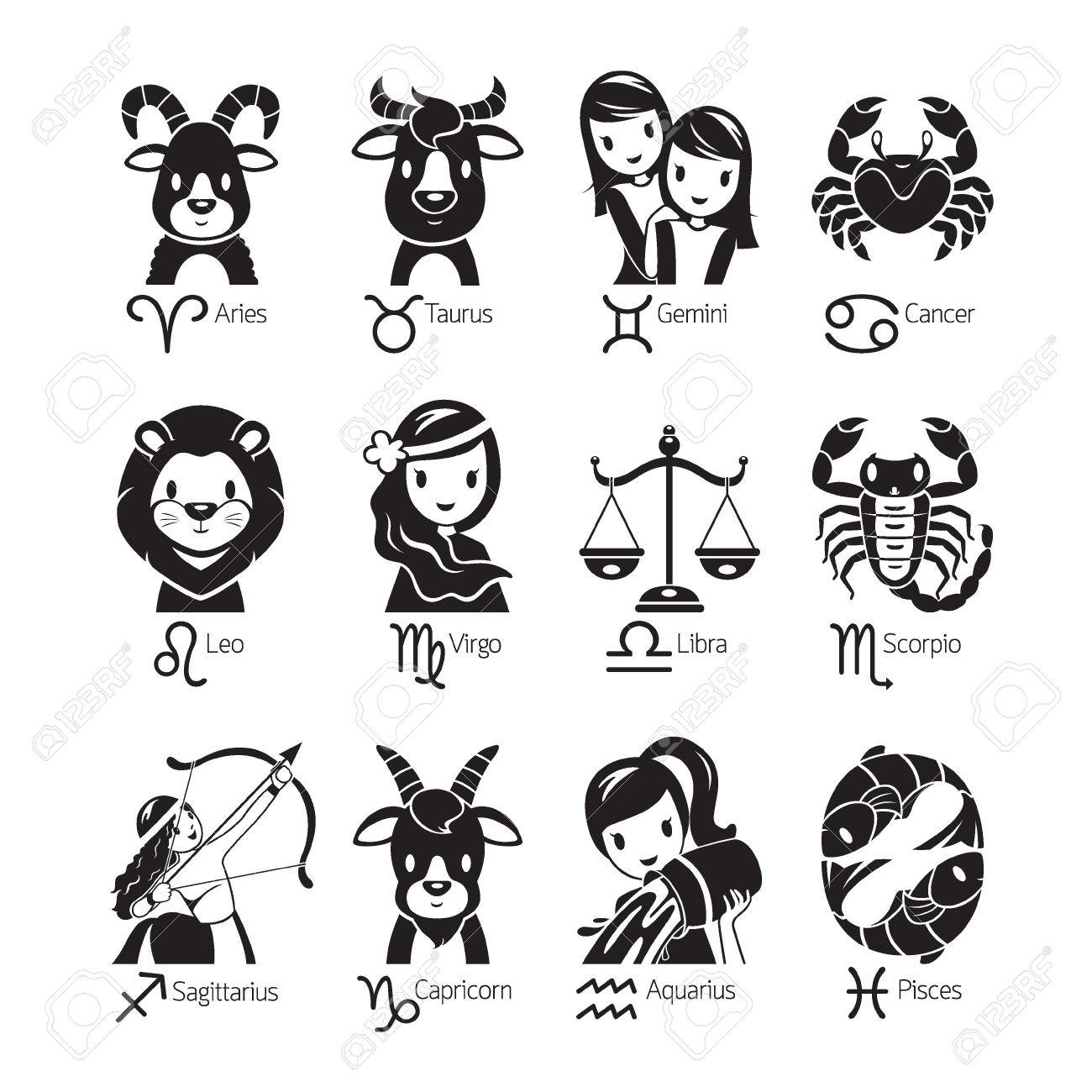 astrological animal signs