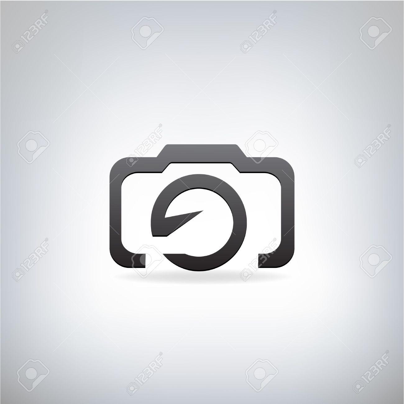 stylized photo camera Stock Vector - 18685790