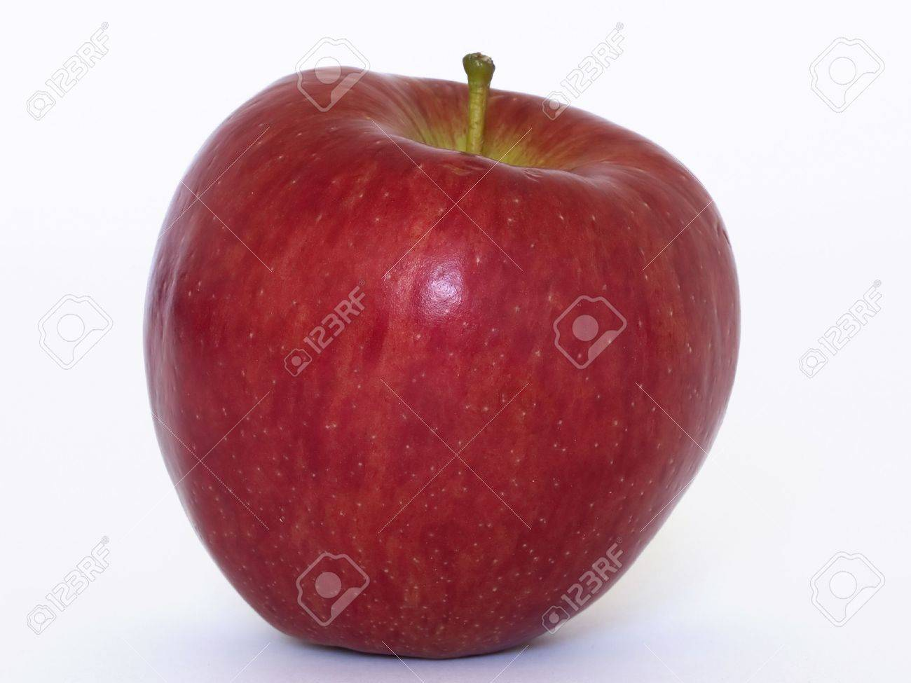 Close up of red apple Stock Photo - 251460