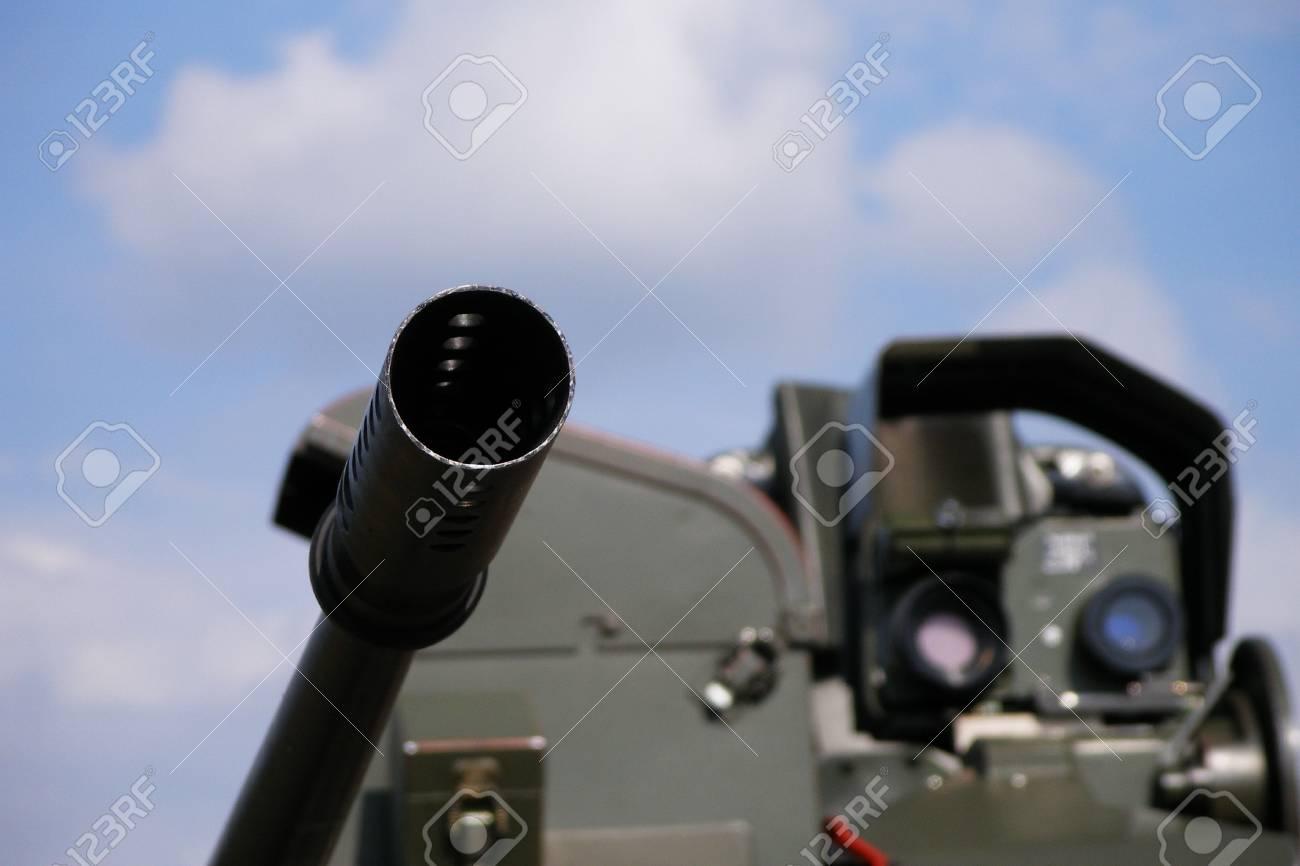 machine-gun Stock Photo - 307102