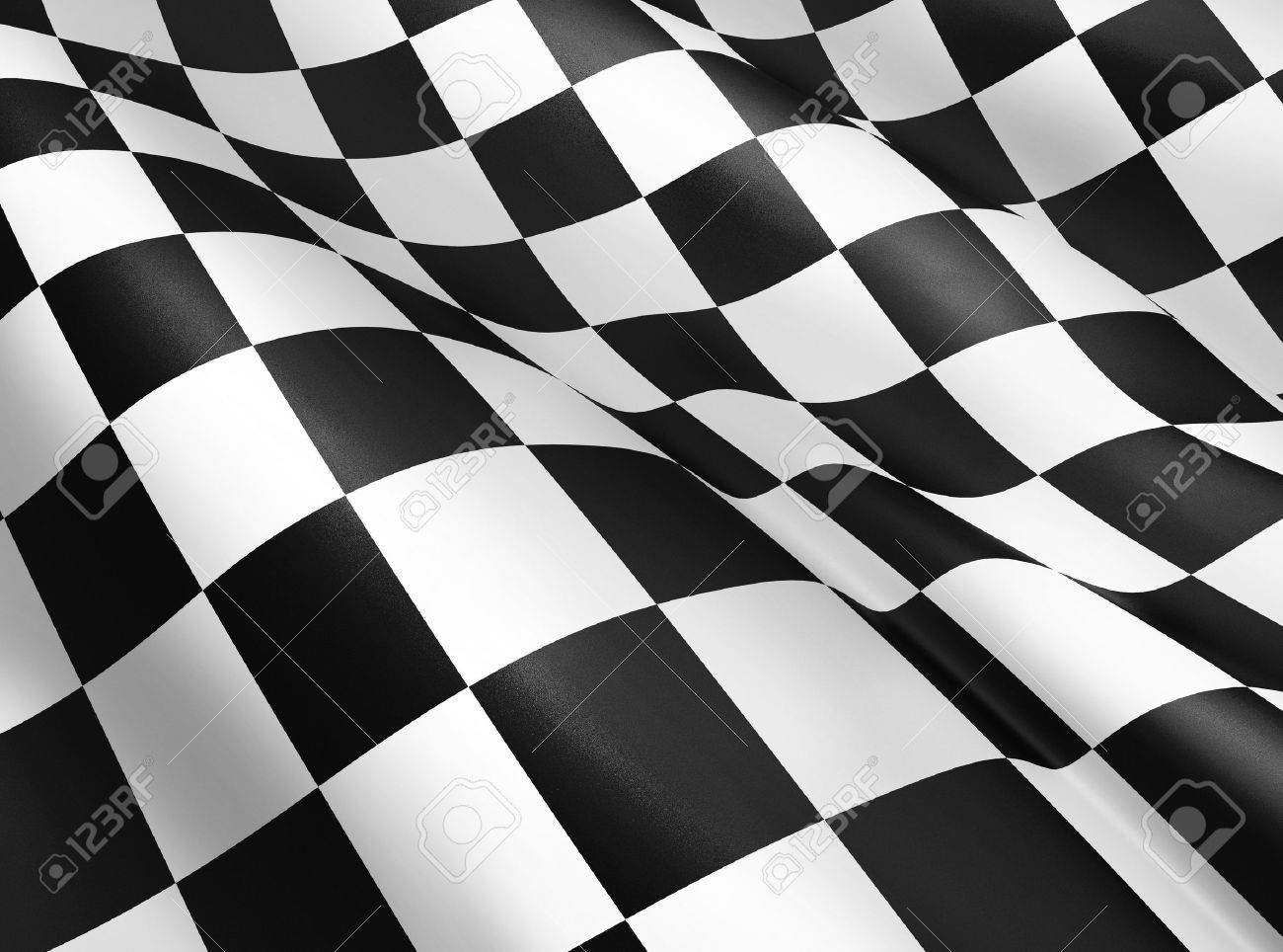 black and white checkered flag background start and finish flag