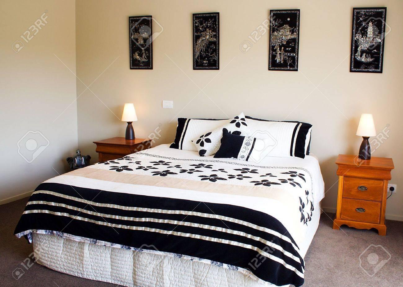 Un intérieur de belles chambres modernes