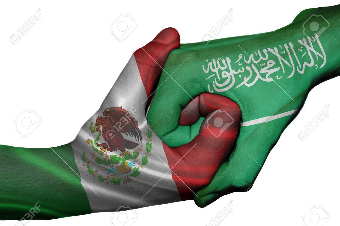 https://previews.123rf.com/images/mattiaath/mattiaath1407/mattiaath140700271/30154370-handshake-diplom%C3%A1tica-entre-pa%C3%ADses-banderas-de-m%C3%A9xico-y-arabia-saudita-sobreimprime-las-dos-manos.jpg