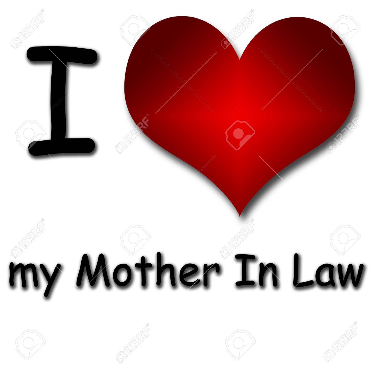 love your mother in law