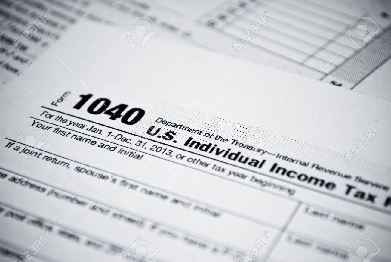 Blank income tax forms american 1040 individual income tax return blank income tax forms american 1040 individual income tax return form stock photo 25307069 falaconquin