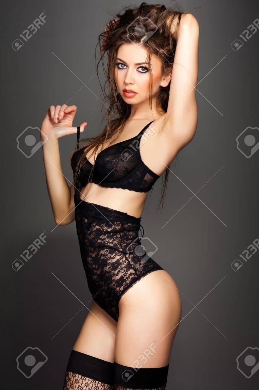 naked pointy boobs