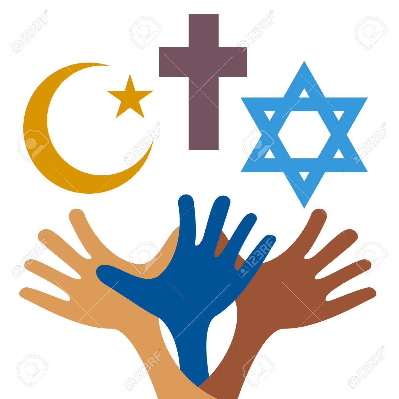 Anniversaires du forum - Page 9 58532501-la-paix-et-le-dialogue-entre-les-religions-symboles-chr%C3%A9tiens-juifs-et-islamique