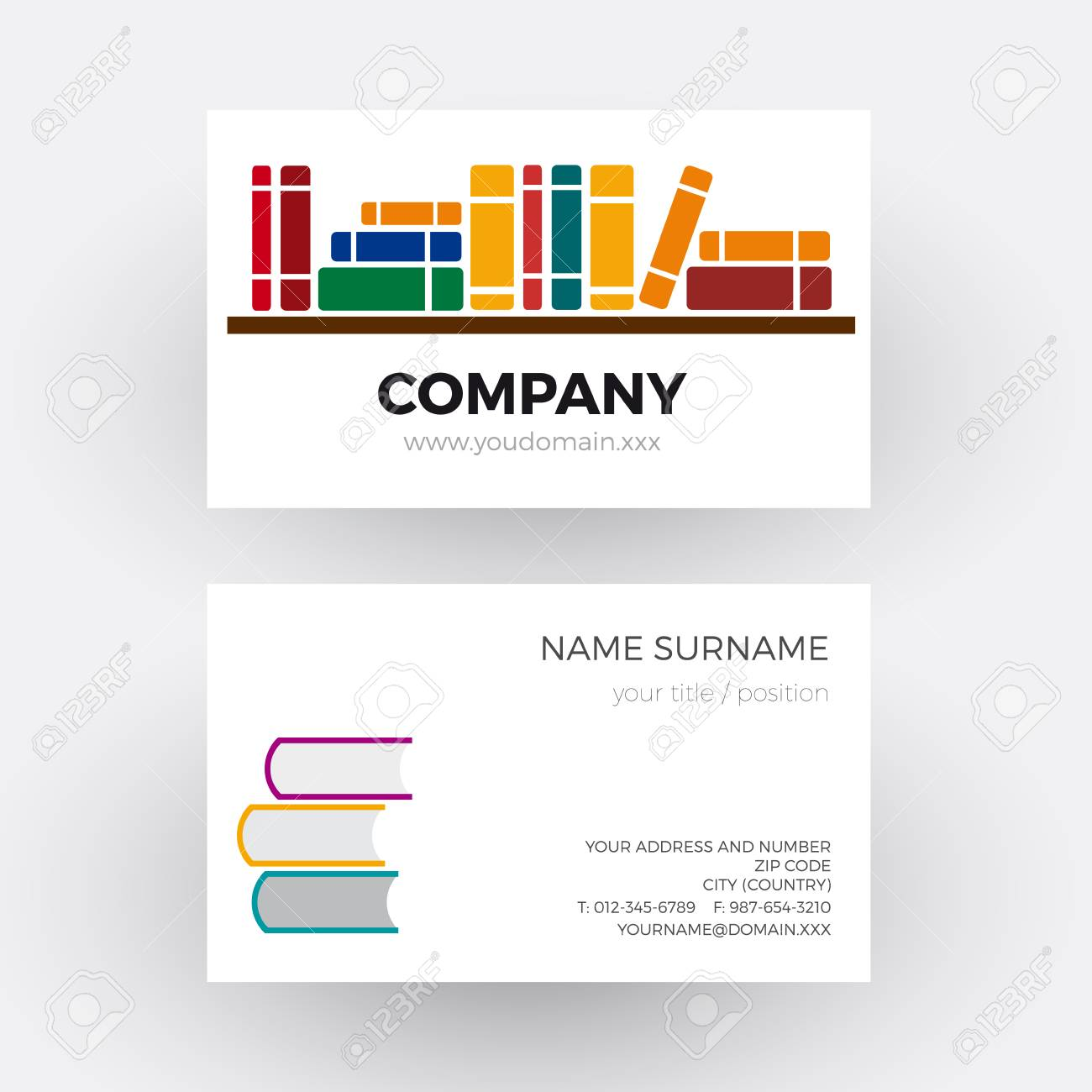 Bookseller business cards image collections card design and card bookseller business cards image collections card design and card bookseller business cards choice image card design reheart Gallery