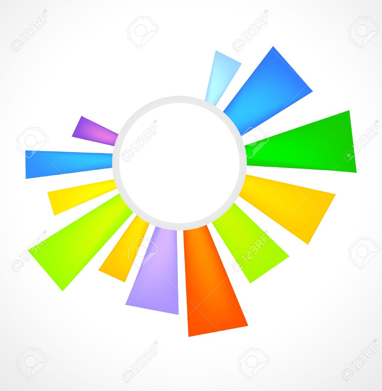logo, emblem, sunny, bright, colorful, background Stock Vector - 10883196