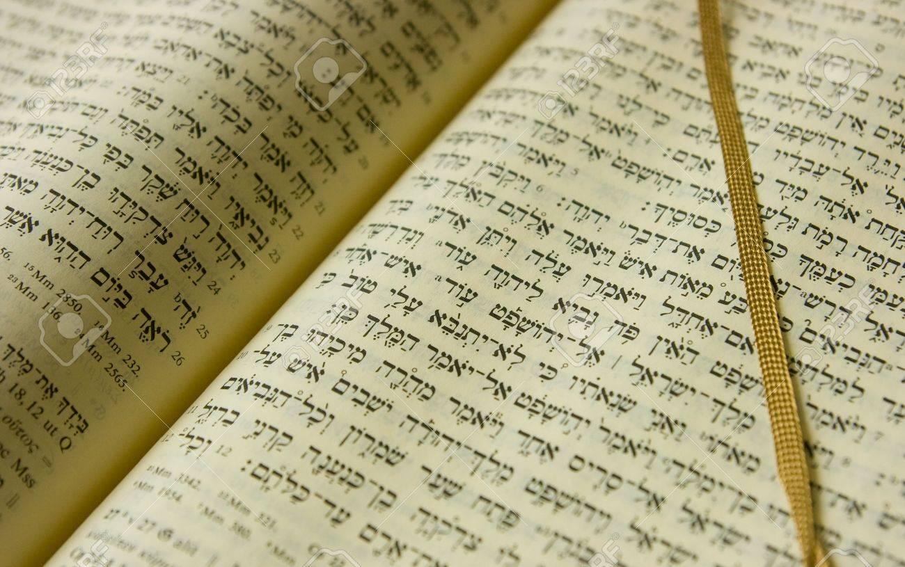 Hebrew Bible - 8501928