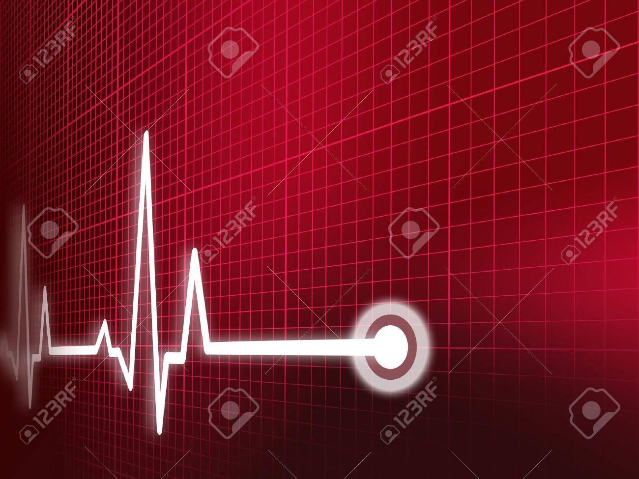 cardiogram - 8860783