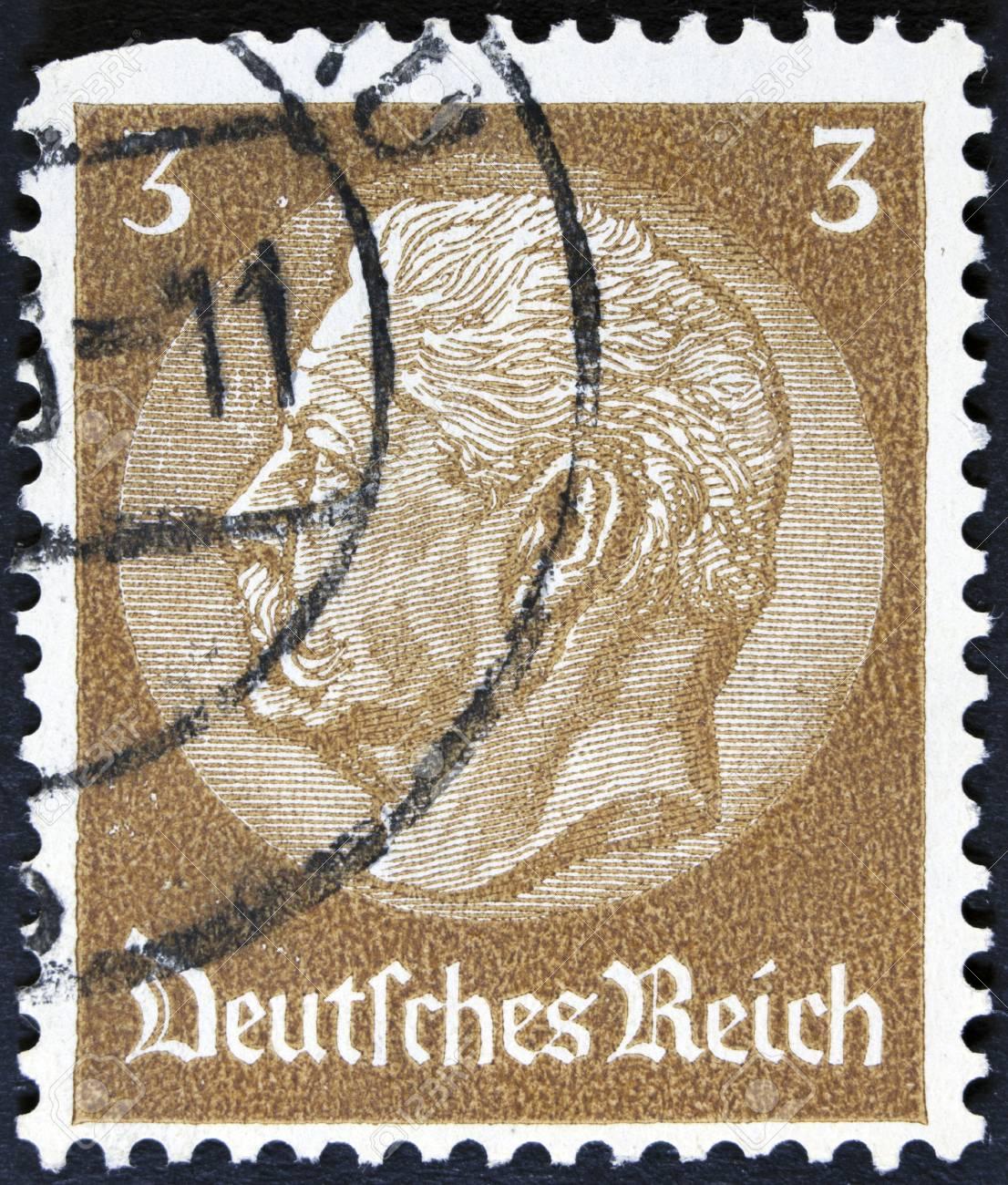 ドイツ - ドイツで印刷された 19...