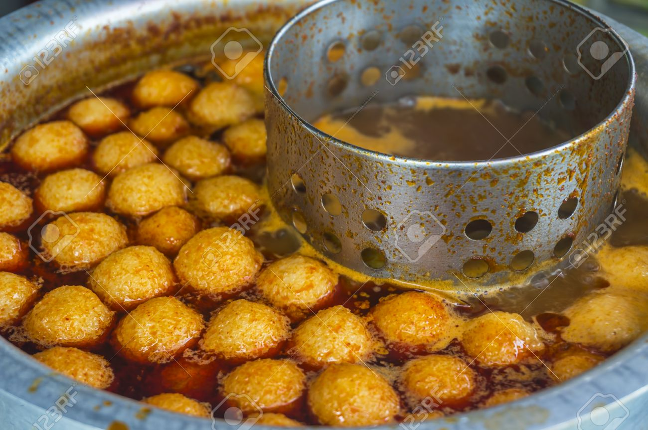 Curried fish balls recipes