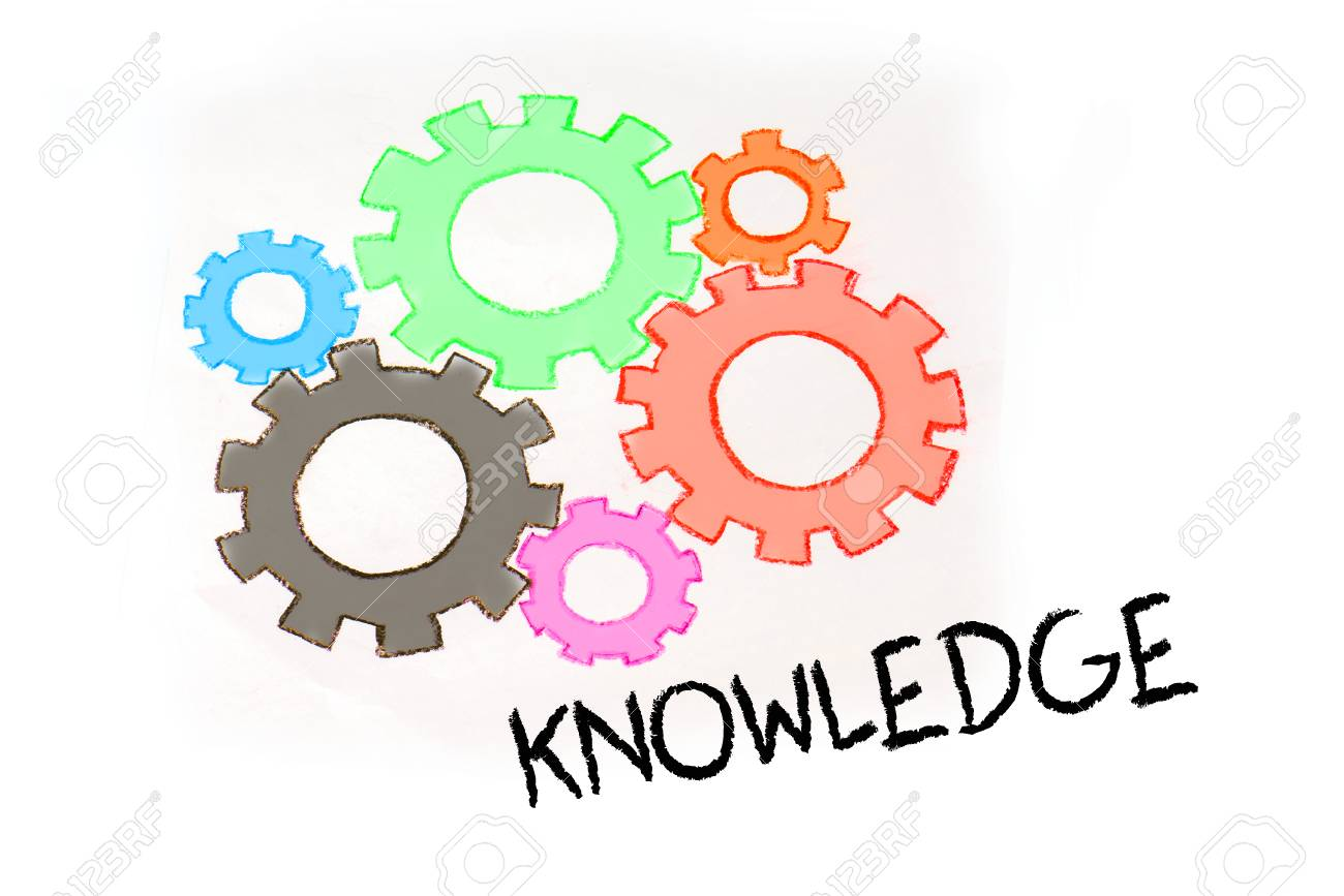 Gears And Personal Growth Mechanism Stock Photo Picture And Royalty