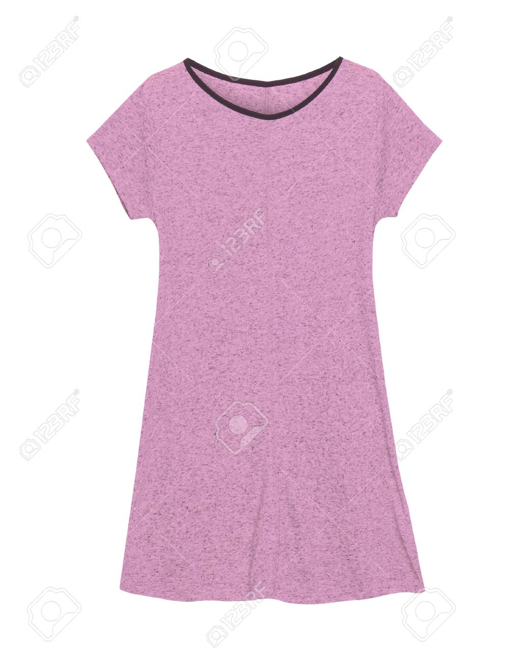 6c91ae14 Pale pink simple sport tracksuit dress isolated white Stock Photo - 93649174