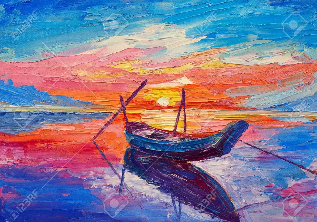 Pintura Al óleo, Obras De Arte...