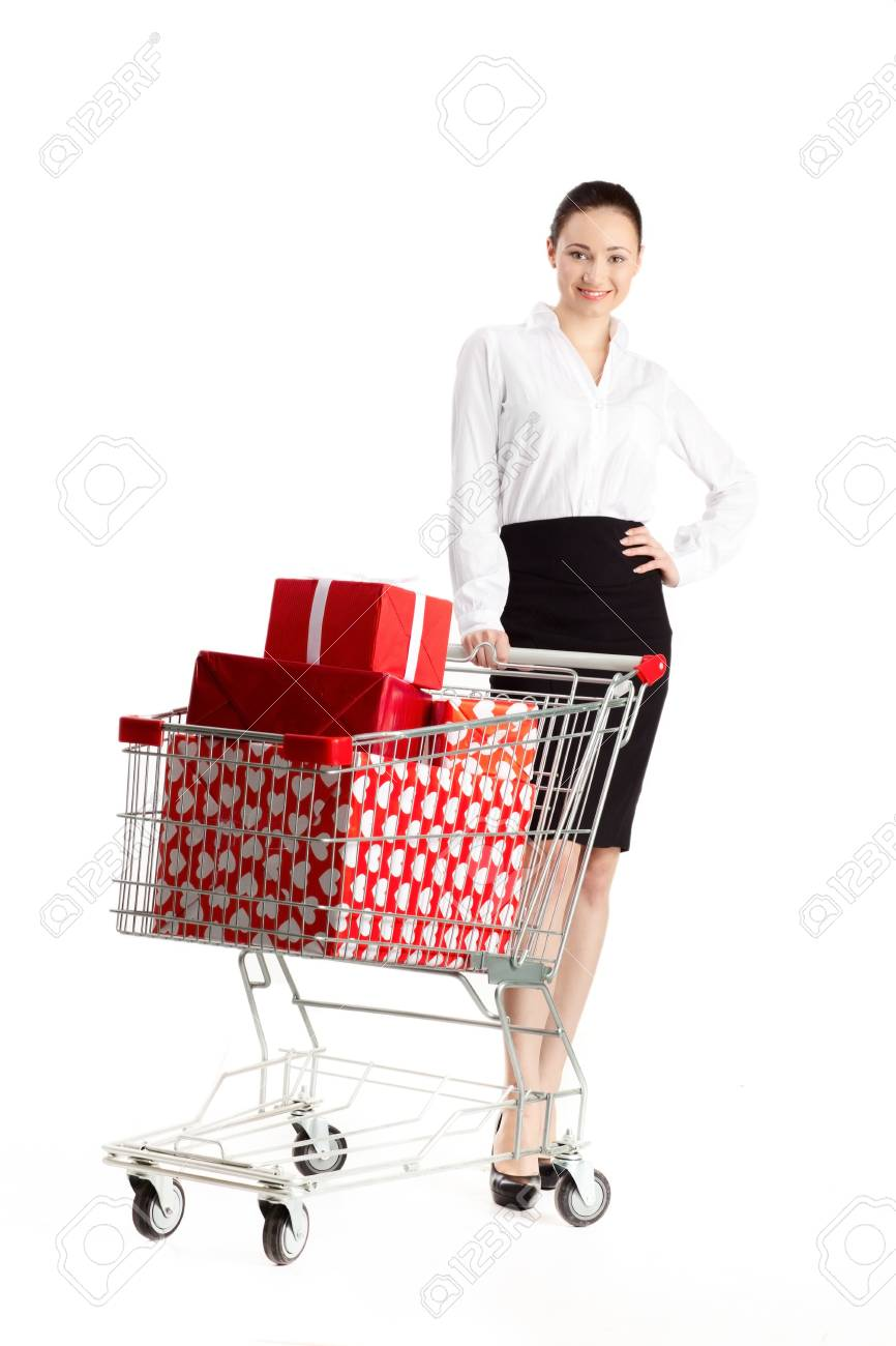 Shopping And Late Stock Photo - 8468067
